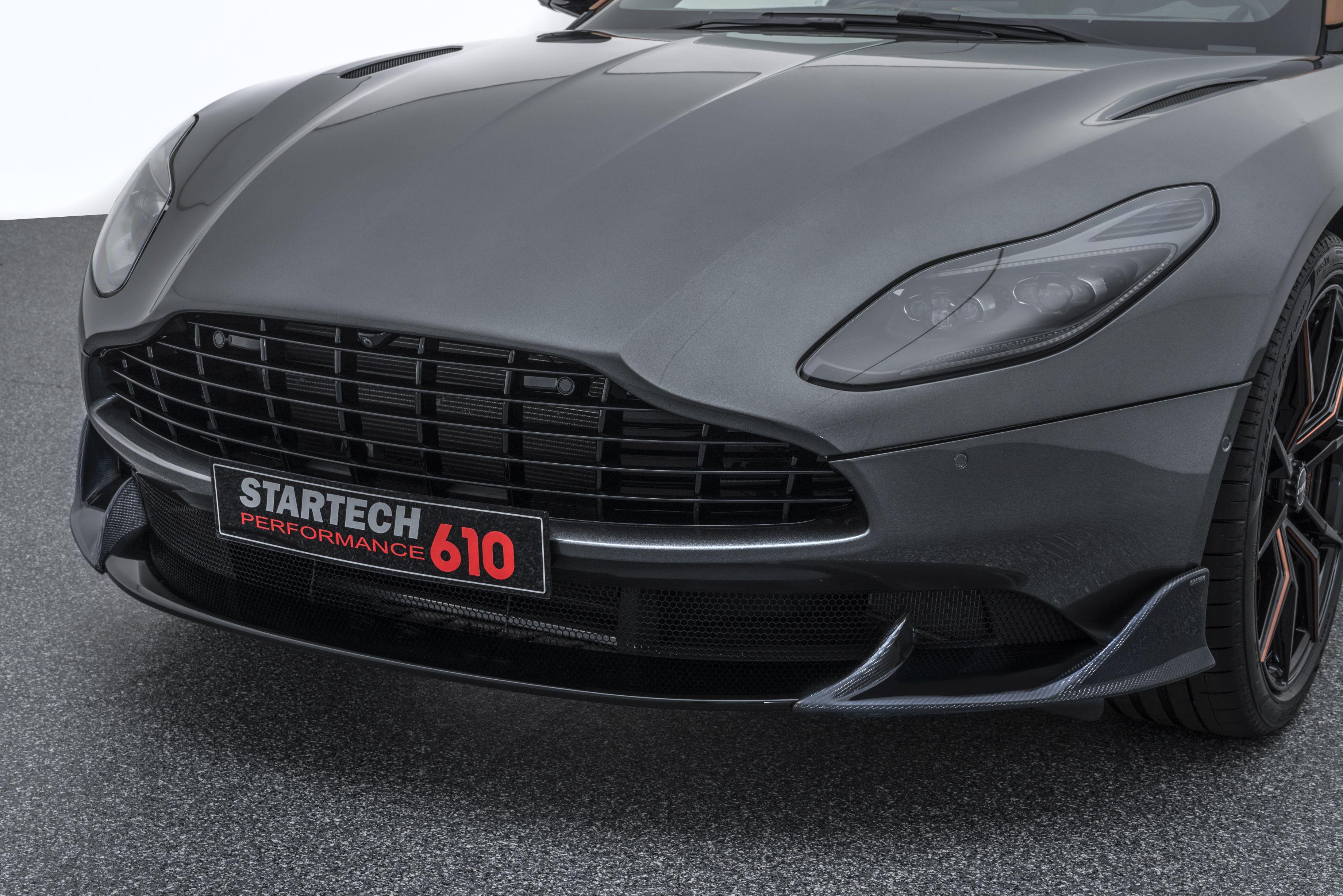 Startech Now Also Refines The Aston Martin Db11 Startech Refinement
