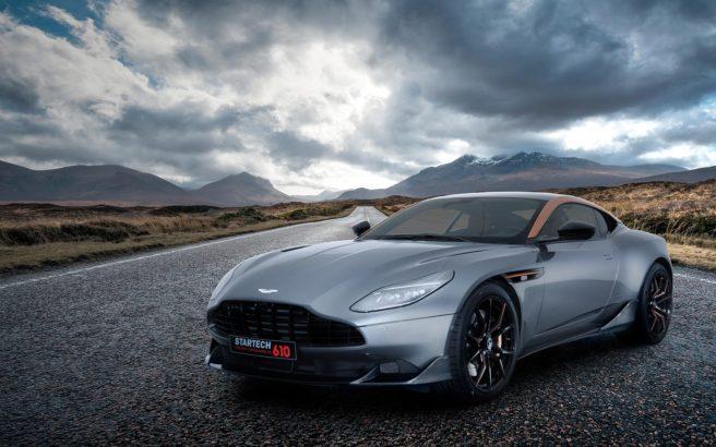Aston Martin Startech Brabus Frontschürze Karbon Front Bumper Carbon