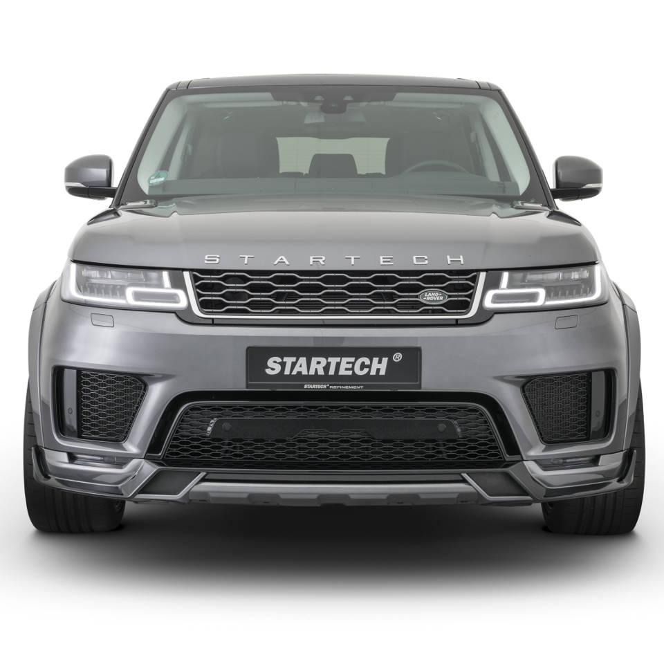 Find Jaguar Dealer: LW-220-00 Frontelement Range Rover Sport