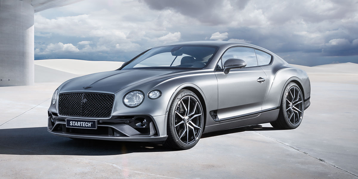 The Exclusive Startech Refinement Range For The New Bentley Continental Gt Startech Refinement