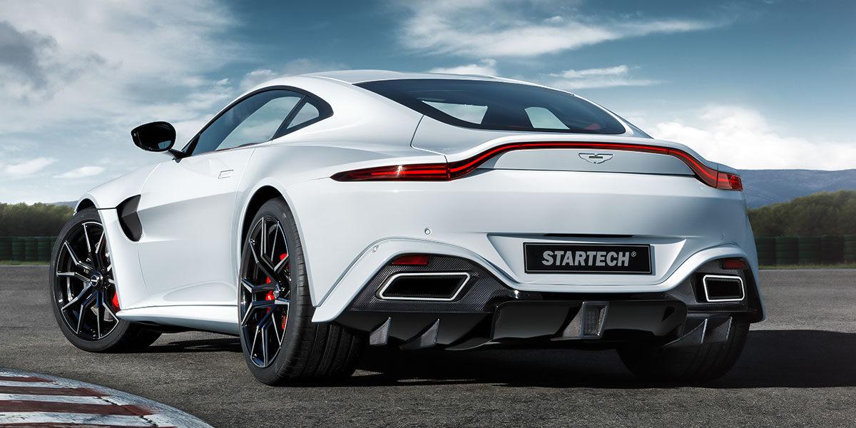 Aston Martin Vantage Startech Refinement Startech Refinement