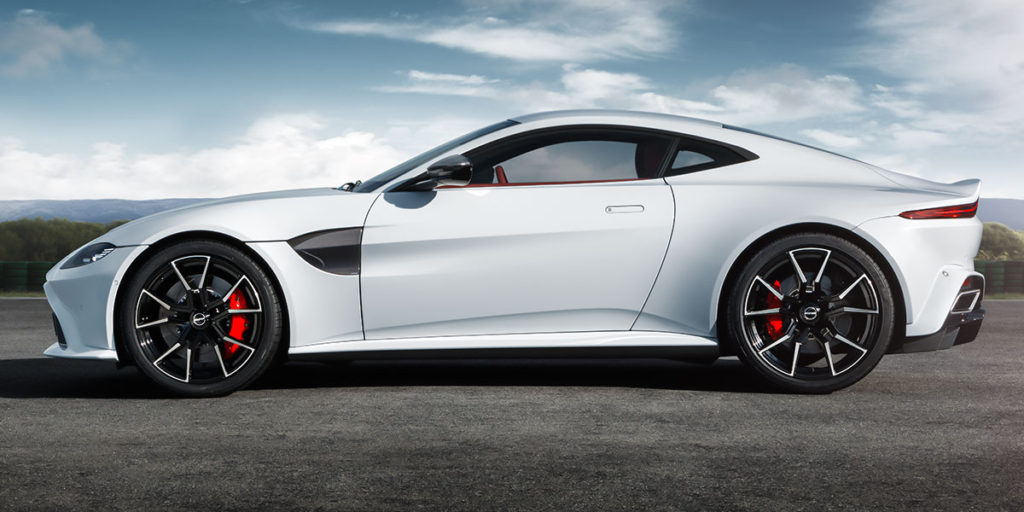 Startech Refines The Aston Martin Vantage Startech Refinement