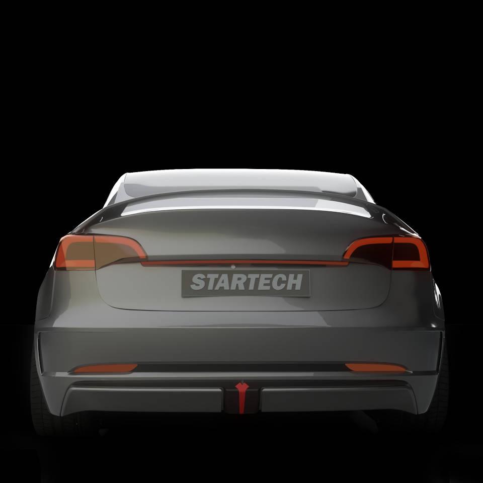 STARTECH Rear Bumper For Tesla Model 3